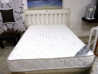 Completed mattress